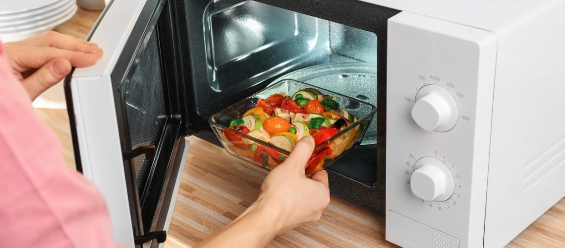 Cook Food in the Microwave