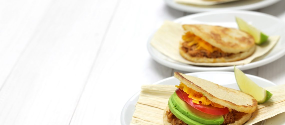 Caribbean Patacone Sandwich